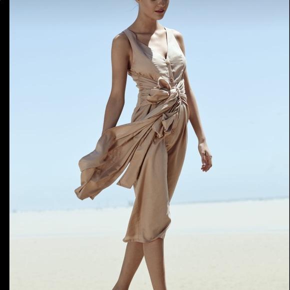 MARYSIA SWIM EMERALD BAY RESORT COLLECTION DRESS
